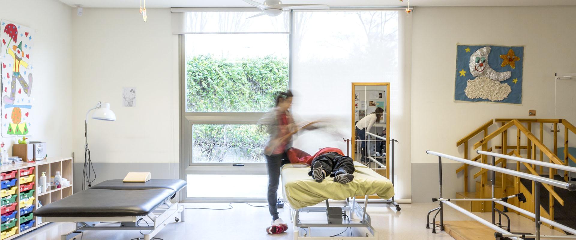 ayuda a la paralisis cerebral en Valladolid