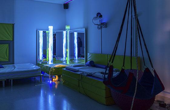 Terapias parálisis cerebral Aspace Valladolid