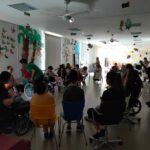 Último día curos MIRADAS con OSCYL en ASPACE Valladolid