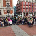 Concentración Educación Especial Valladolid