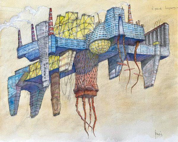 Art Aspace.20 - Fernando Díaz-Pinés Mateo, Il grande linguaggio